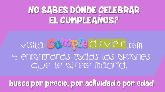 cumpleaños de niños